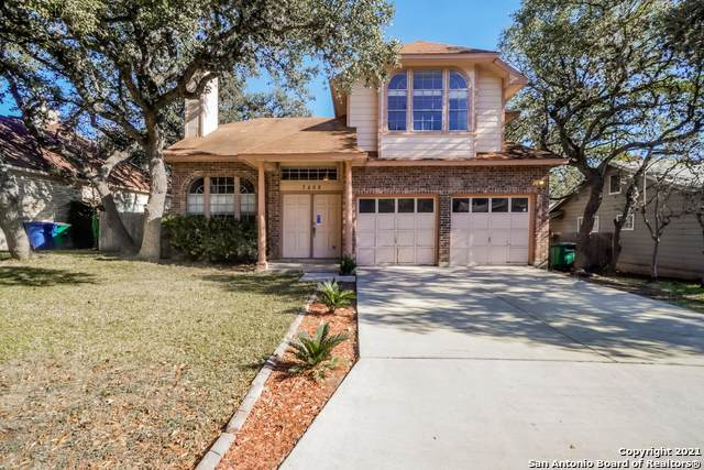 7406 Silent Spring, San Antonio, TX 78250 (#1503977) :: The Perry Henderson Group at Berkshire Hathaway Texas Realty