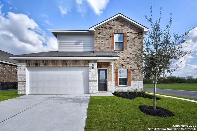 7961 Cactus Plum Drive, San Antonio, TX 78254 (MLS #1503983) :: Alexis Weigand Real Estate Group