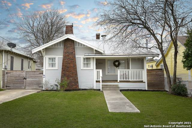 806 Florida St, San Antonio, TX 78210 (MLS #1503987) :: Berkshire Hathaway HomeServices Don Johnson, REALTORS®