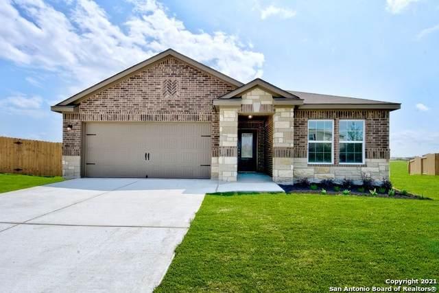 7945 Cactus Plum Drive, San Antonio, TX 78254 (MLS #1504005) :: Alexis Weigand Real Estate Group