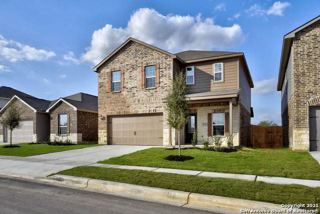 7847 Cactus Plum Drive, San Antonio, TX 78254 (MLS #1504022) :: BHGRE HomeCity San Antonio