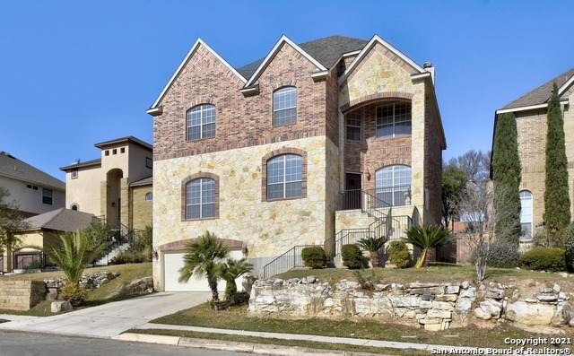 527 White Cyn, San Antonio, TX 78260 (MLS #1504030) :: The Lugo Group