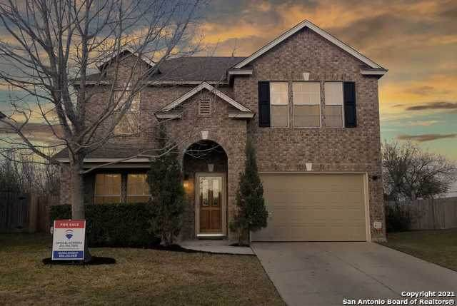 10307 Green Candle, San Antonio, TX 78223 (MLS #1504049) :: The Lugo Group