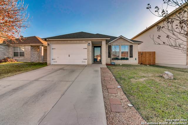7931 Morning Grove, Converse, TX 78109 (MLS #1504056) :: Concierge Realty of SA