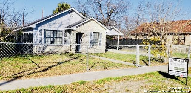 1307 Hays St, San Antonio, TX 78202 (MLS #1504100) :: Concierge Realty of SA