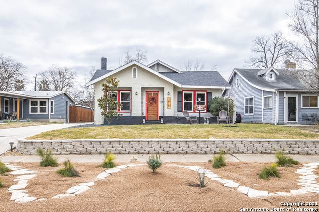 2030 W Gramercy Pl, San Antonio, TX 78201 (MLS #1504104) :: Carter Fine Homes - Keller Williams Heritage