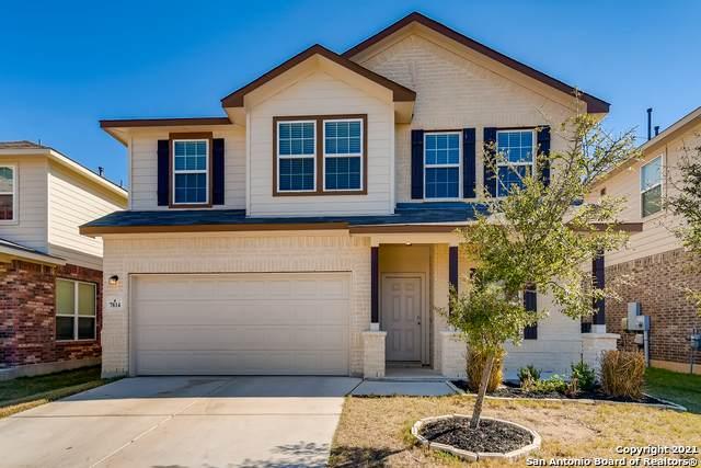 7814 Coolspring Dr, San Antonio, TX 78254 (MLS #1504115) :: Carolina Garcia Real Estate Group