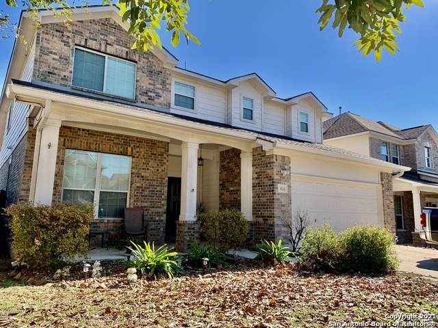 3618 Sumantra Cliff, San Antonio, TX 78261 (MLS #1504120) :: Concierge Realty of SA