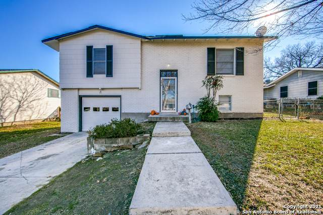3810 Gayle Ave, San Antonio, TX 78223 (MLS #1504123) :: The Rise Property Group