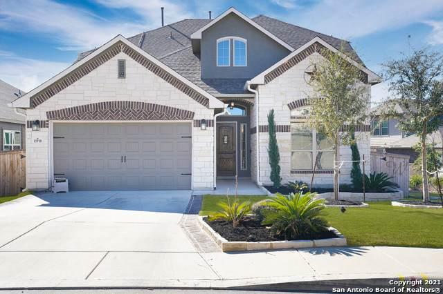 11910 Wilby Crk, San Antonio, TX 78253 (MLS #1504149) :: ForSaleSanAntonioHomes.com