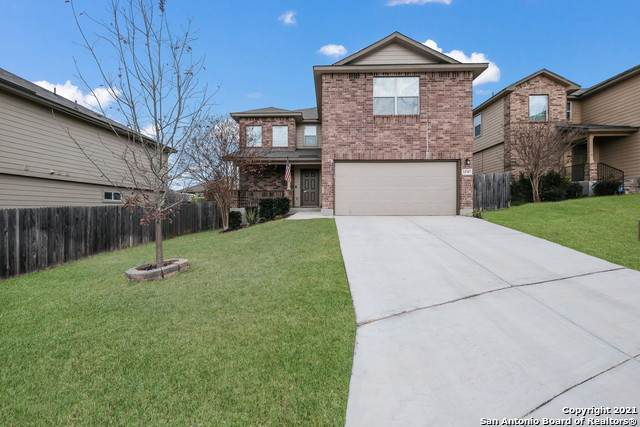11707 Clamoun Circle, San Antonio, TX 78245 (MLS #1504171) :: BHGRE HomeCity San Antonio