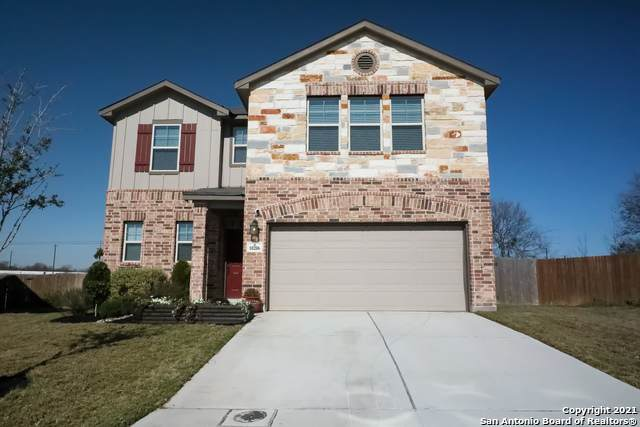 10206 Margarita Loop, San Antonio, TX 78109 (MLS #1504203) :: JP & Associates Realtors