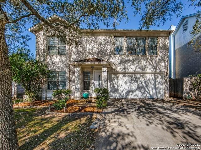 4611 Waterleaf, San Antonio, TX 78247 (MLS #1504209) :: Real Estate by Design