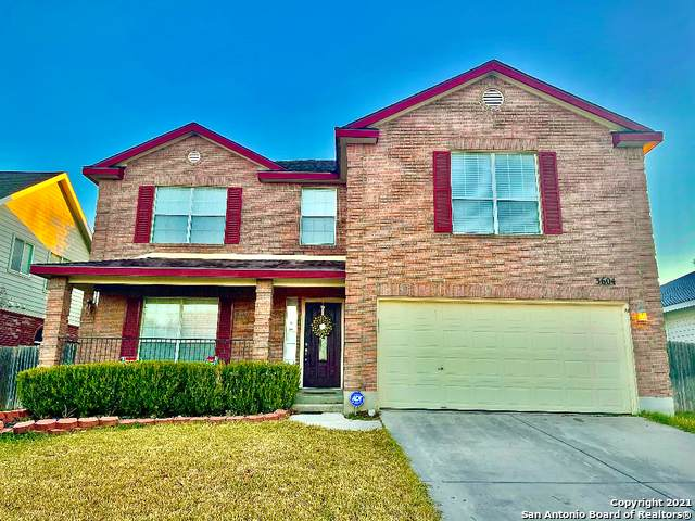 3604 Meade St, Schertz, TX 78154 (MLS #1504217) :: Tom White Group
