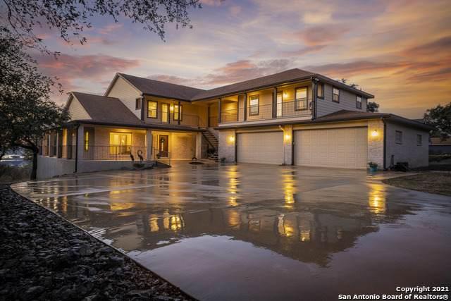 2327 Sunset Ridge, Canyon Lake, TX 78133 (MLS #1504219) :: Carolina Garcia Real Estate Group