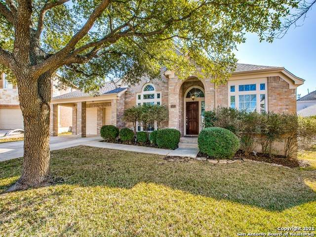 503 Benedict Ct, San Antonio, TX 78258 (#1504220) :: The Perry Henderson Group at Berkshire Hathaway Texas Realty
