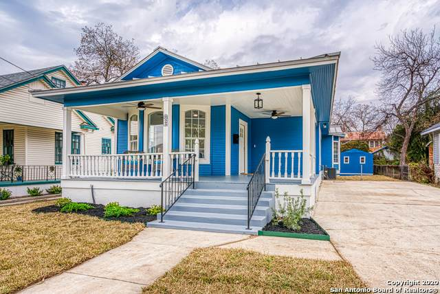 343 Wilkens Ave, San Antonio, TX 78210 (MLS #1504224) :: Concierge Realty of SA