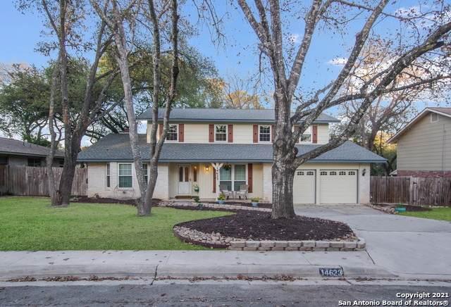 14623 Mountain Wood St, San Antonio, TX 78232 (MLS #1504225) :: JP & Associates Realtors