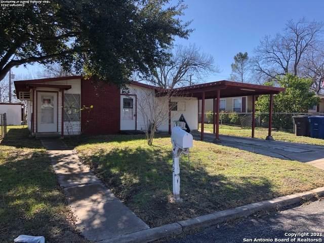 642 Kopplow Pl, San Antonio, TX 78221 (MLS #1504228) :: Berkshire Hathaway HomeServices Don Johnson, REALTORS®