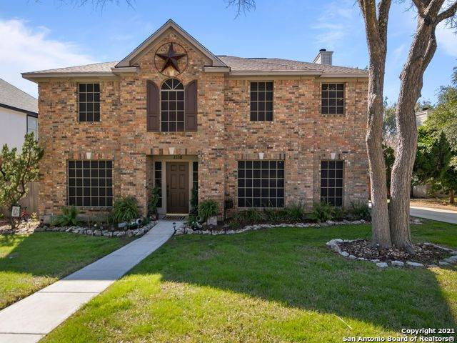 1110 Straight Arrow, San Antonio, TX 78258 (#1504229) :: The Perry Henderson Group at Berkshire Hathaway Texas Realty