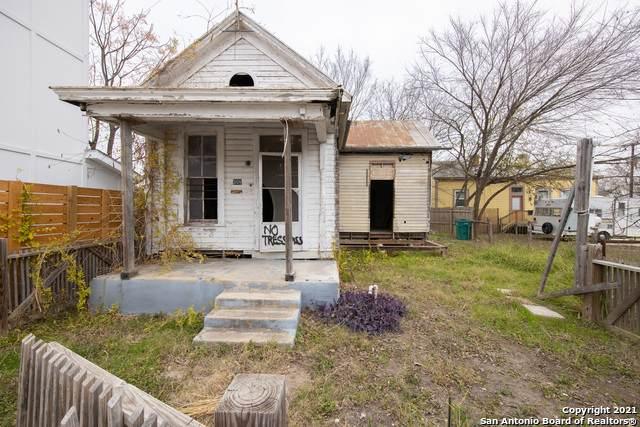 308 S Mesquite St, San Antonio, TX 78203 (MLS #1504247) :: The Rise Property Group