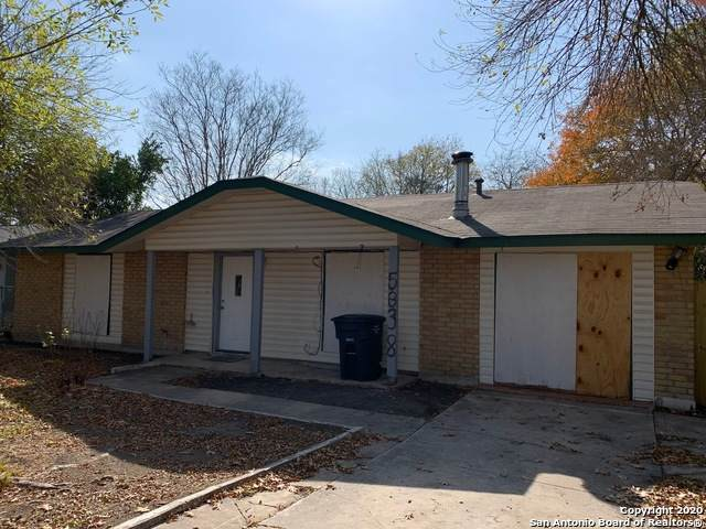 5838 Castle Hunt, San Antonio, TX 78218 (MLS #1504257) :: Santos and Sandberg