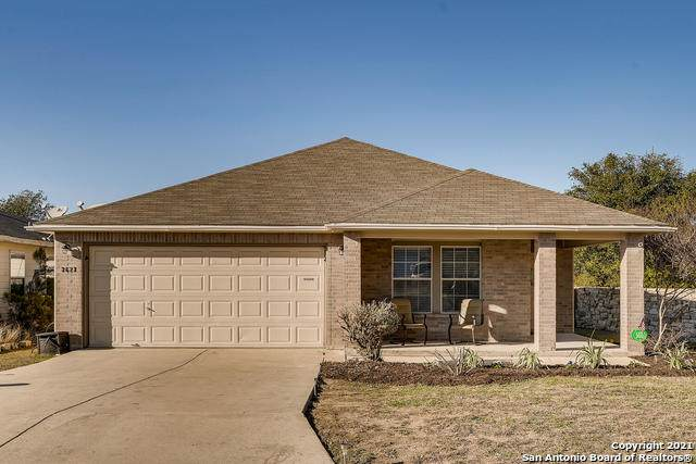 3623 Carruthers Oak, San Antonio, TX 78261 (MLS #1504263) :: Concierge Realty of SA