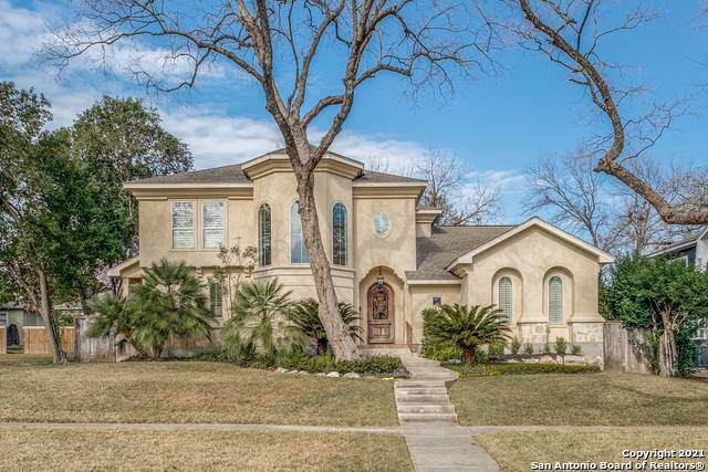 345 Blue Bonnet Blvd, Alamo Heights, TX 78209 (MLS #1504272) :: The Rise Property Group
