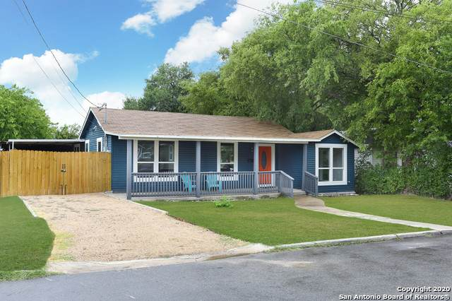 1318 Delaware St, San Antonio, TX 78210 (MLS #1504328) :: Concierge Realty of SA