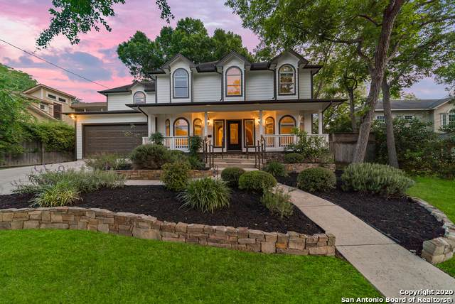 628 Alamo Heights Blvd, Alamo Heights, TX 78209 (MLS #1504346) :: Concierge Realty of SA