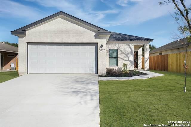 5967 Pleasant Lk, San Antonio, TX 78222 (MLS #1504373) :: BHGRE HomeCity San Antonio