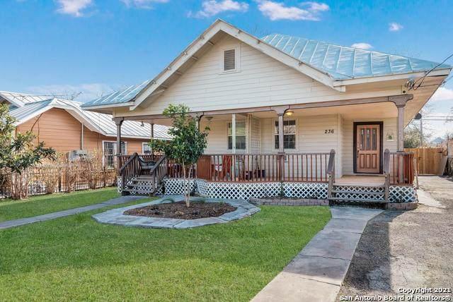 234 Princeton Ave, San Antonio, TX 78201 (MLS #1504376) :: Tom White Group