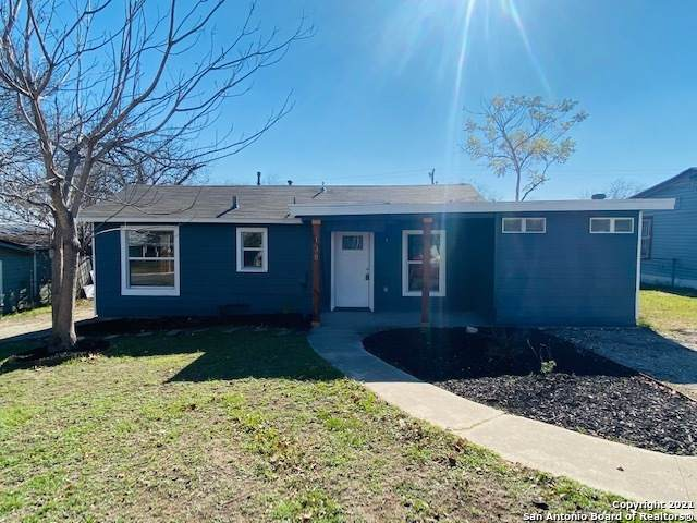 138 Kashmuir Pl, San Antonio, TX 78223 (MLS #1504377) :: Williams Realty & Ranches, LLC