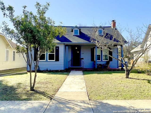 1938 W Huisache Ave, San Antonio, TX 78201 (MLS #1504394) :: Carter Fine Homes - Keller Williams Heritage