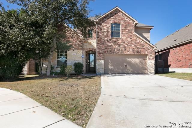 3307 Cherokee Cove, San Antonio, TX 78253 (MLS #1504404) :: The Gradiz Group
