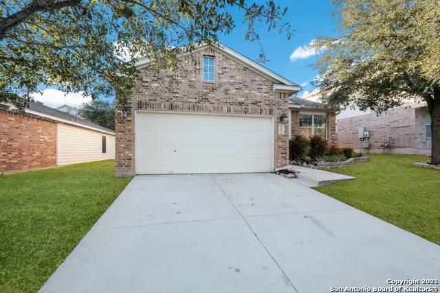 3803 Bennington Way, San Antonio, TX 78261 (MLS #1504412) :: Real Estate by Design