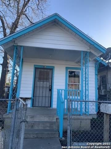 1718 San Fernando St, San Antonio, TX 78207 (MLS #1504427) :: Williams Realty & Ranches, LLC