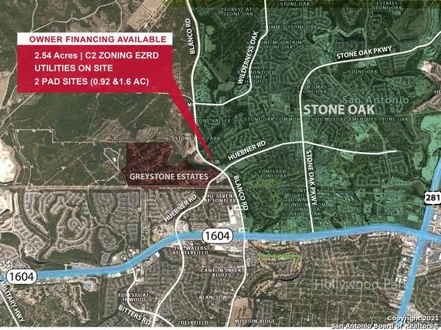 0 Blanco Rd, San Antonio, TX 78258 (MLS #1504429) :: Real Estate by Design