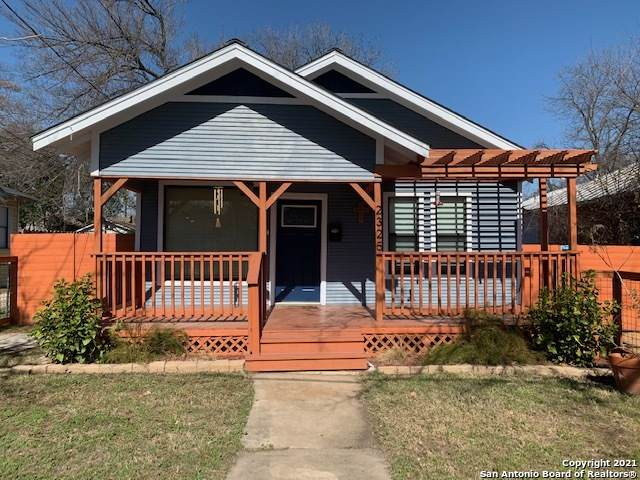 2325 E Houston St, San Antonio, TX 78202 (MLS #1504431) :: Keller Williams Heritage