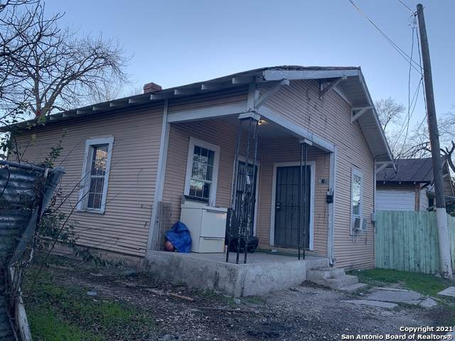 408 Flake Alley, San Antonio, TX 78207 (MLS #1504449) :: Williams Realty & Ranches, LLC