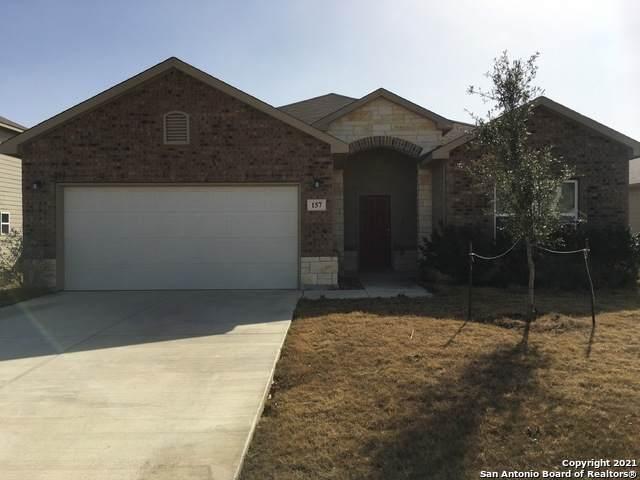 157 Beretta Path, New Braunfels, TX 78130 (MLS #1504452) :: The Gradiz Group
