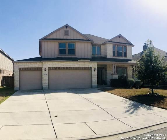1424 Catfish Rapids, New Braunfels, TX 78130 (MLS #1504466) :: Exquisite Properties, LLC