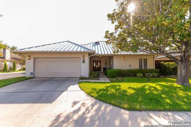 2 Bryanston Ct, San Antonio, TX 78218 (MLS #1504508) :: Real Estate by Design