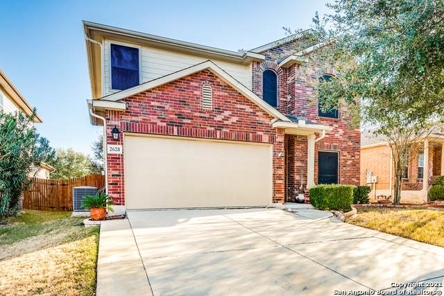 2628 War Admiral, Schertz, TX 78108 (MLS #1504515) :: Carter Fine Homes - Keller Williams Heritage