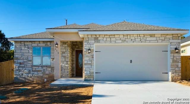 615 Hummingbird Hill, Canyon Lake, TX 78133 (MLS #1504532) :: Vivid Realty