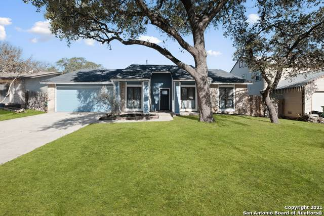 9127 Wild Trails St, San Antonio, TX 78250 (MLS #1504534) :: BHGRE HomeCity San Antonio