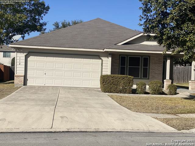112 N Willow Way, Cibolo, TX 78108 (MLS #1504563) :: The Mullen Group | RE/MAX Access