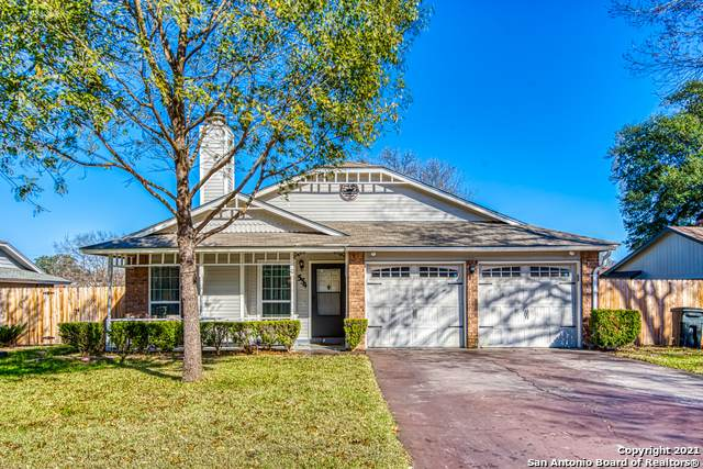 554 Tumblebrook, Universal City, TX 78148 (MLS #1504565) :: Keller Williams Heritage