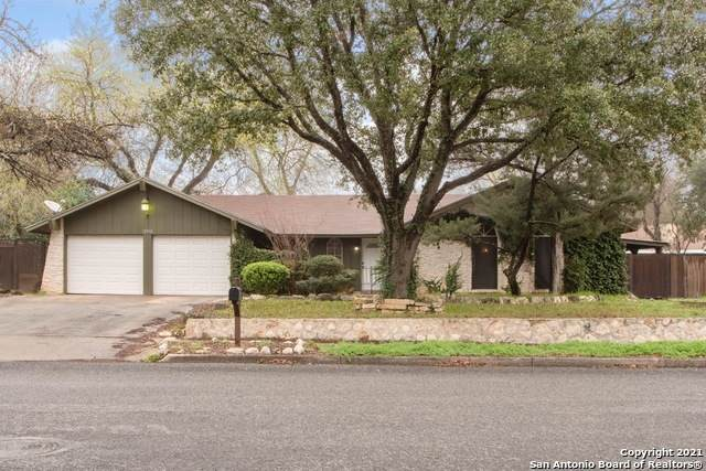 12910 El Sendero St, San Antonio, TX 78233 (MLS #1504600) :: The Lugo Group