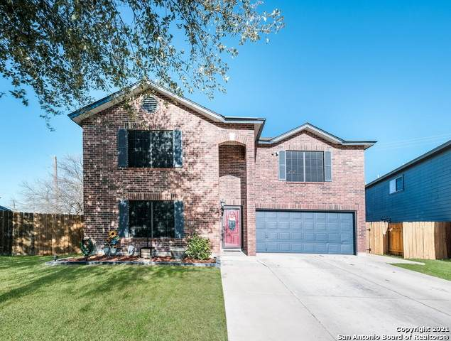 7907 Crystal Pt, San Antonio, TX 78251 (MLS #1504604) :: Keller Williams Heritage